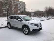 Хабаровск CR-V 2012