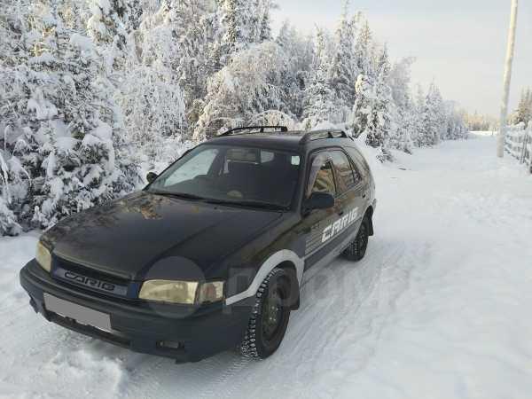Toyota Sprinter Carib, 1995 год, 95 000 руб.