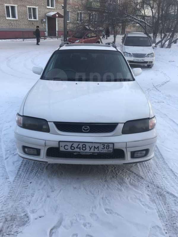 Mazda Capella, 1998 год, 190 000 руб.
