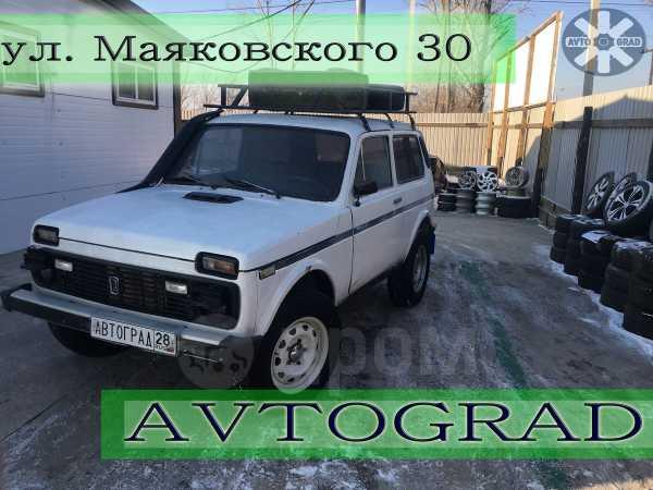 Лада 4x4 2121 Нива, 1992 год, 125 000 руб.