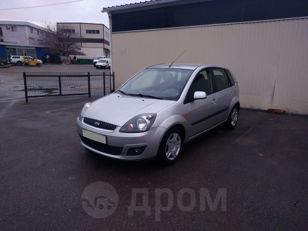 Ford Fiesta, 2008 год, 295 000 руб.