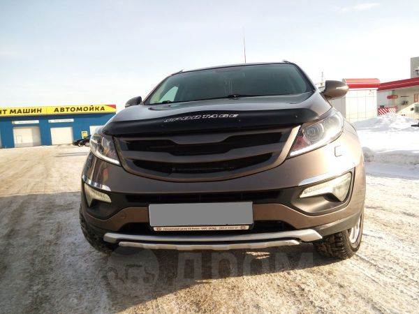 Kia Sportage, 2013 год, 999 000 руб.
