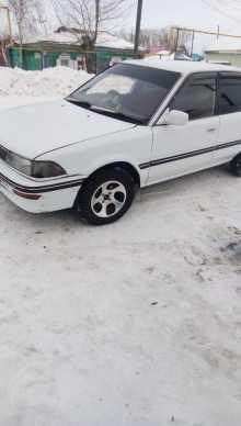 Новосибирск Corolla 1991