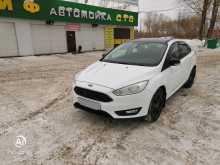 Ford Focus, 2017 г., Новосибирск