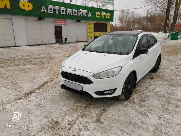 Ford Focus, 2017 год, 800 000 руб.