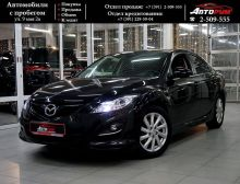 Красноярск Mazda6 2011