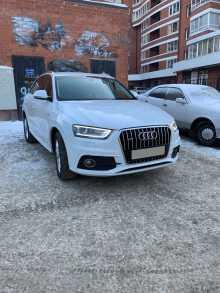 Audi Q3, 2014 г., Иркутск