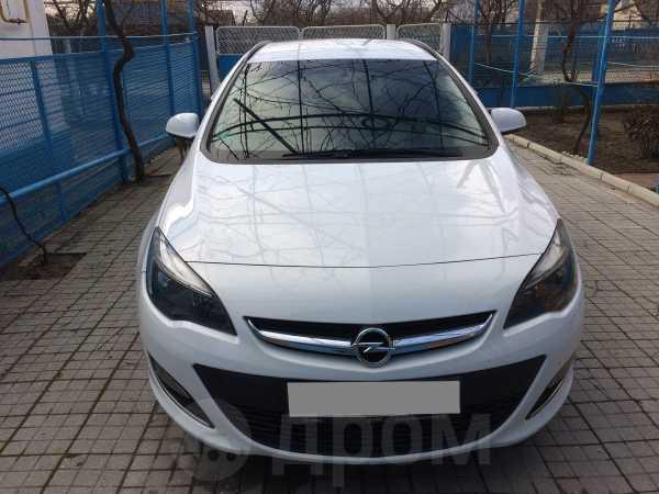 Opel Astra, 2013 год, 940 000 руб.