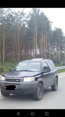 Land Rover Freelander, 2001 г., Тюмень
