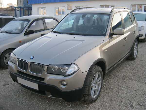 BMW X3, 2008 год, 590 000 руб.