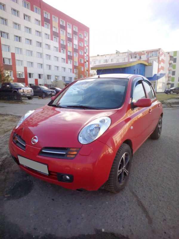 Nissan Micra, 2004 год, 169 000 руб.