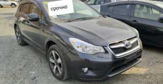 Владивосток Subaru XV 2014