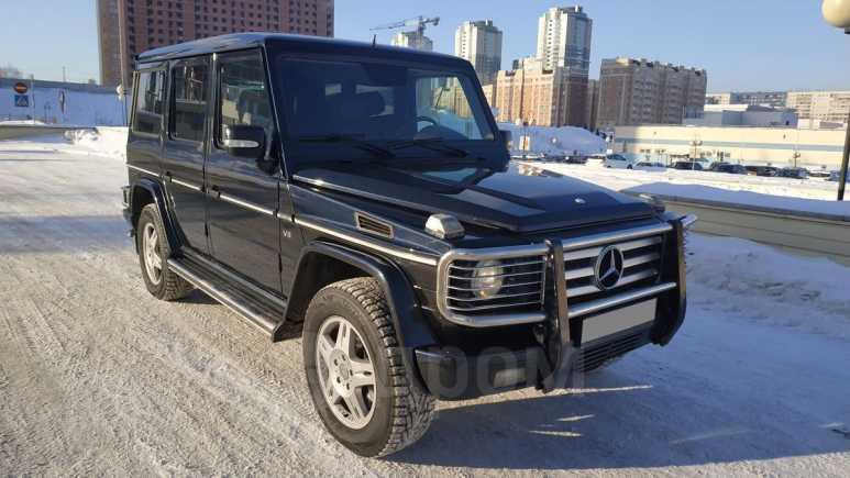 Mercedes-Benz G-Class, 2005 год, 1 730 000 руб.