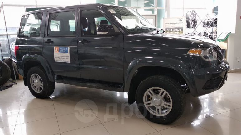 УАЗ Патриот, 2019 год, 831 200 руб.