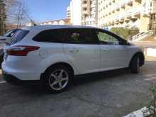 Сочи Ford Focus 2014