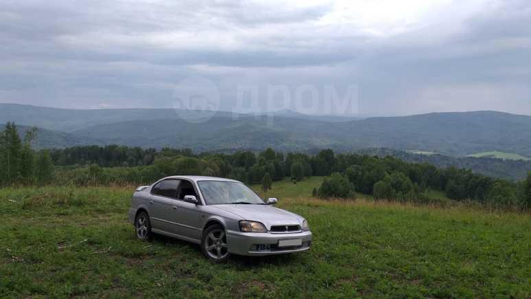 Subaru Legacy B4, 2002 год, 290 000 руб.