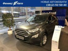 Ford EcoSport, 2018 г., Омск