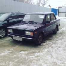 ВАЗ (Лада) 2107, 2001 г., Челябинск