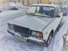 ВАЗ (Лада) 2107, 2005 г., Челябинск