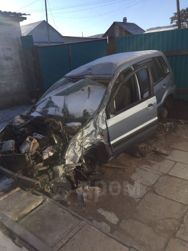 Ford Fusion, 2008 год, 50 000 руб.