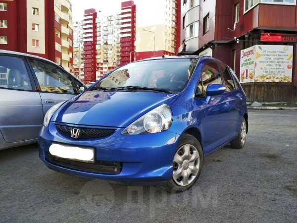 Honda Jazz, 2007 год, 378 000 руб.