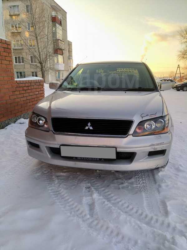 Mitsubishi Lancer, 2002 год, 180 000 руб.