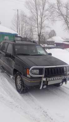 Барнаул Grand Cherokee