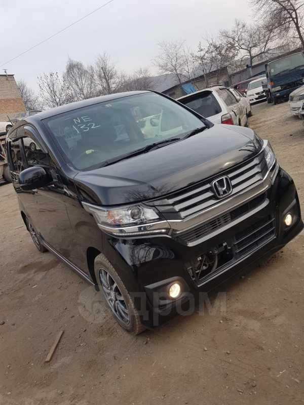 Honda N-WGN, 2014 год, 595 000 руб.