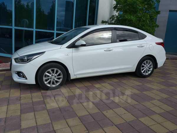 Hyundai Solaris, 2017 год, 650 000 руб.