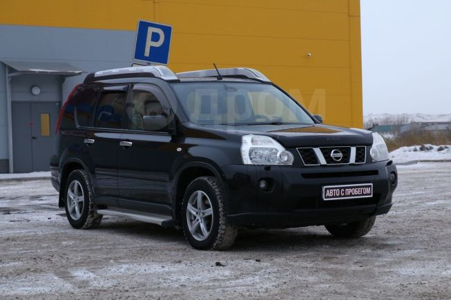 Nissan X-Trail, 2008 год, 688 000 руб.