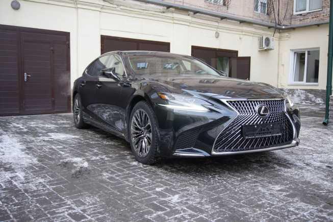 Lexus LS350, 2018 год, 5 800 000 руб.