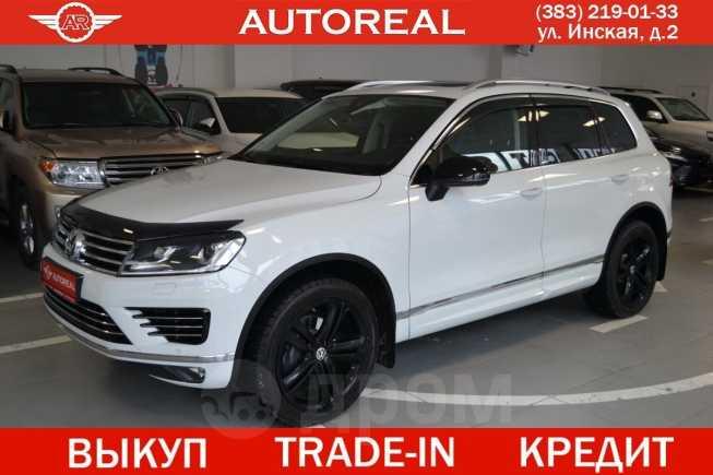 Volkswagen Touareg, 2017 год, 3 030 000 руб.