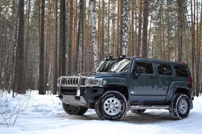 Hummer H3, 2008 год, 1 070 000 руб.
