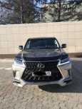Lexus LX450d, 2017 год, 5 700 000 руб.