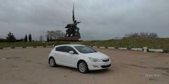 Крым Opel 2012