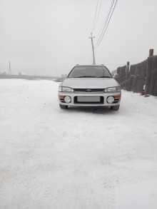 Минусинск Impreza 1995