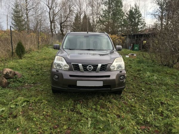 Nissan X-Trail, 2008 год, 570 000 руб.