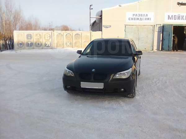 BMW 5-Series, 2006 год, 450 000 руб.
