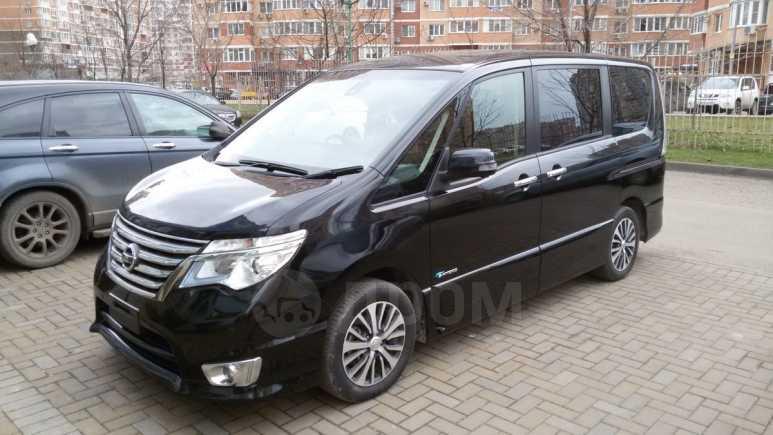 Nissan Serena, 2016 год, 1 285 000 руб.