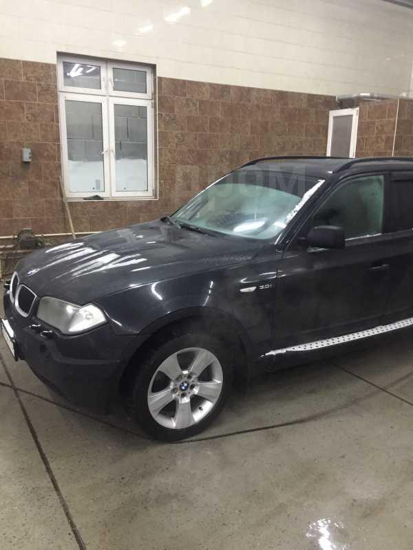 BMW X3, 2004 год, 515 000 руб.
