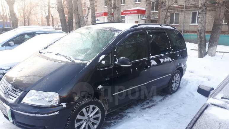 Volkswagen Sharan, 2005 год, 500 000 руб.