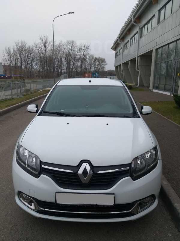 Renault Logan, 2017 год, 570 000 руб.