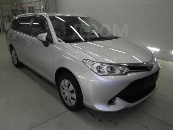 Toyota Corolla Fielder, 2015 год, 830 000 руб.