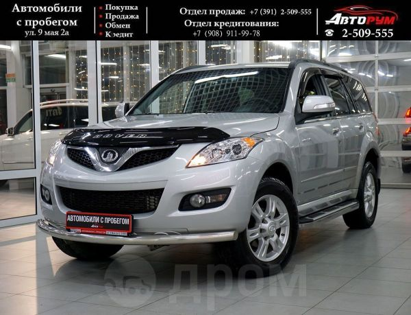 Great Wall Hover H5, 2014 год, 717 000 руб.