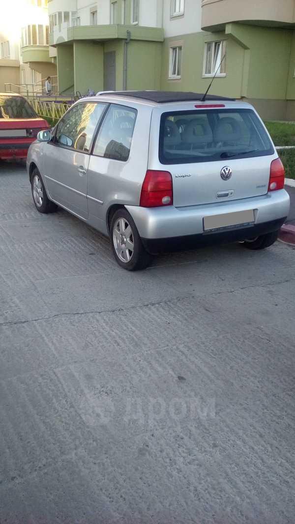 Volkswagen Lupo, 2002 год, 160 000 руб.
