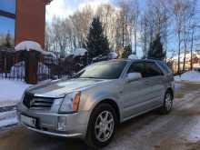 Москва Cadillac SRX 2004
