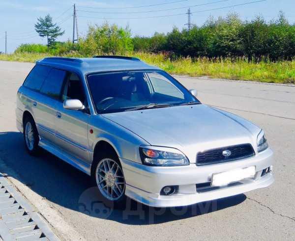 Subaru Legacy, 2003 год, 395 000 руб.