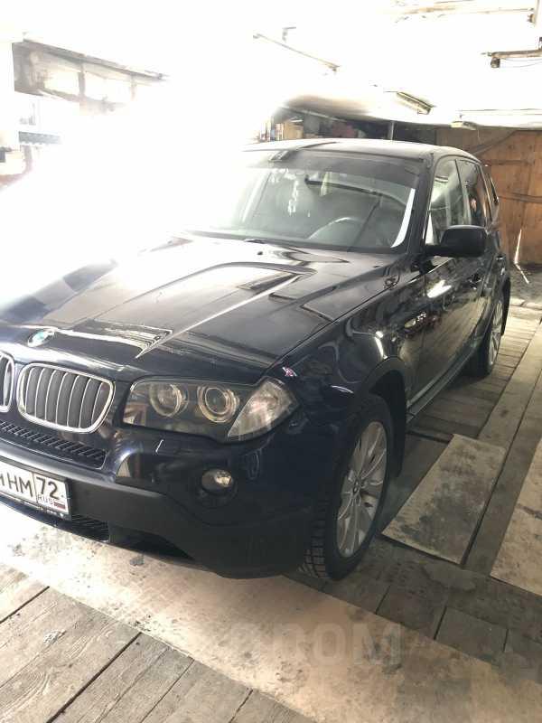 BMW X3, 2008 год, 1 000 050 руб.