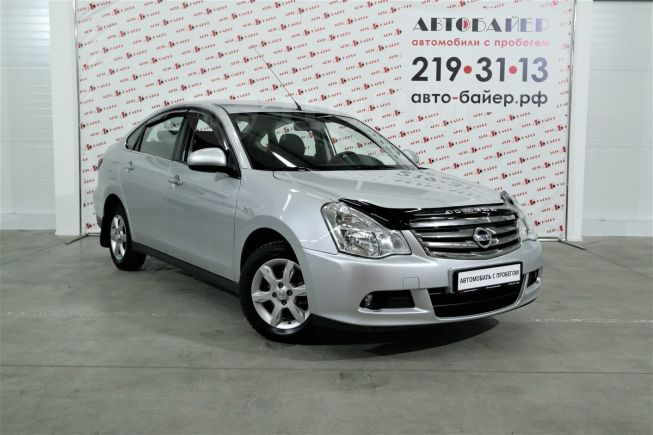 Nissan Almera, 2013 год, 446 000 руб.