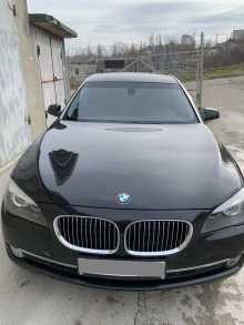 Новороссийск BMW 7-Series 2011